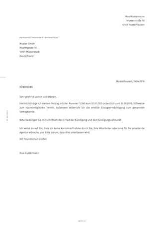 Kündigung Des Fitnessstudiovertrags Smartlaw
