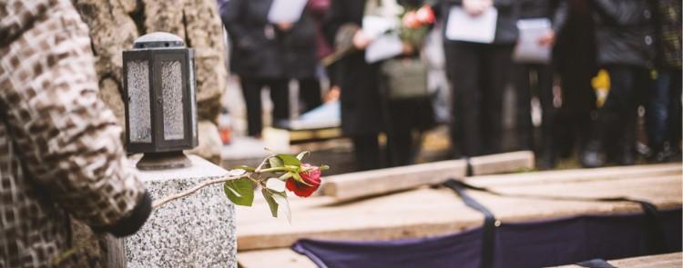 Wille des verstorbenen bei totenfuersorge geht vor