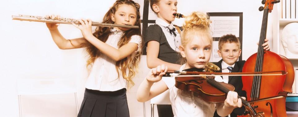Das Musizieren von Kindern ist in der Regel zu dulden