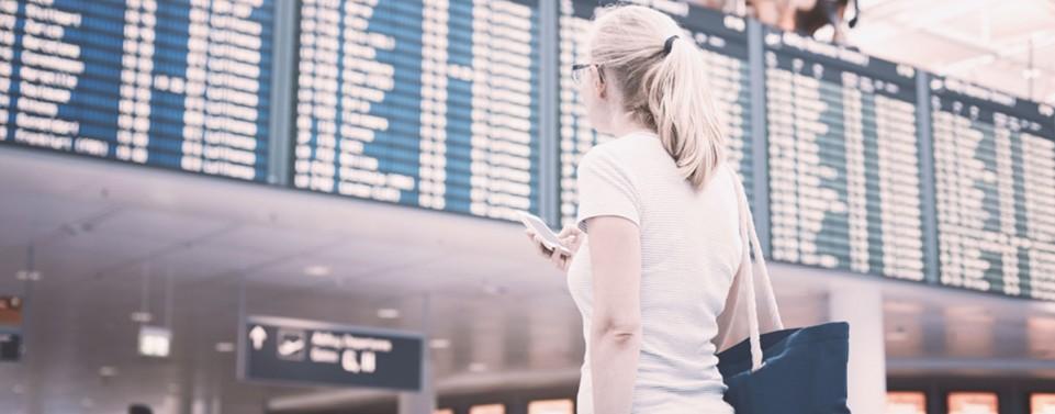 Flugreise: Für die Höhe der Entschädigung kommt es auf die Luftlinenentfernung an