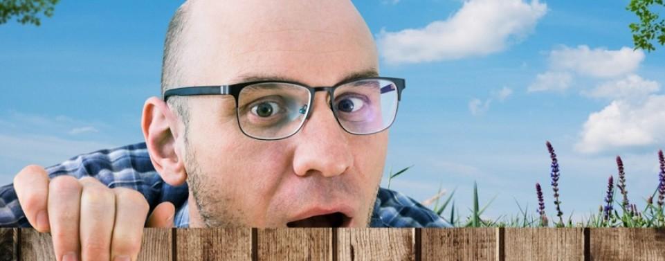 Neuer Zaun auf der Grundstücksgrenze nicht ohne Zustimmung des Nachbarn