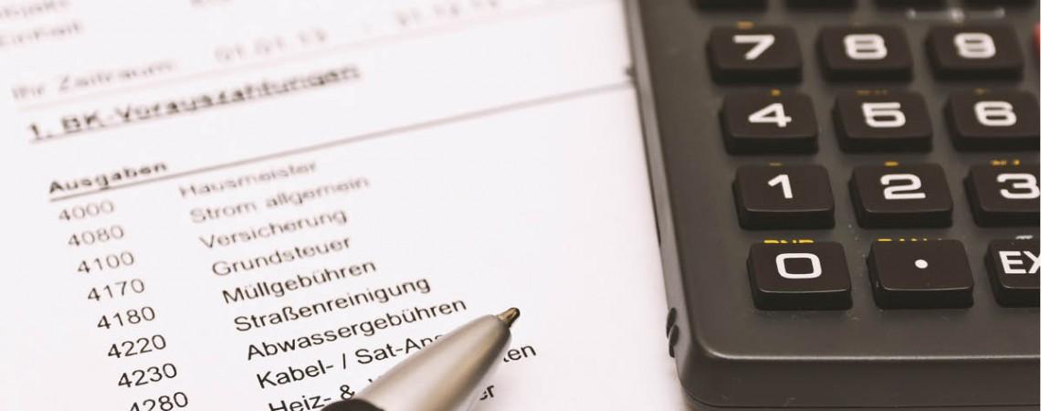 Was Vermieter über die Betriebskostenpauschale wissen sollten