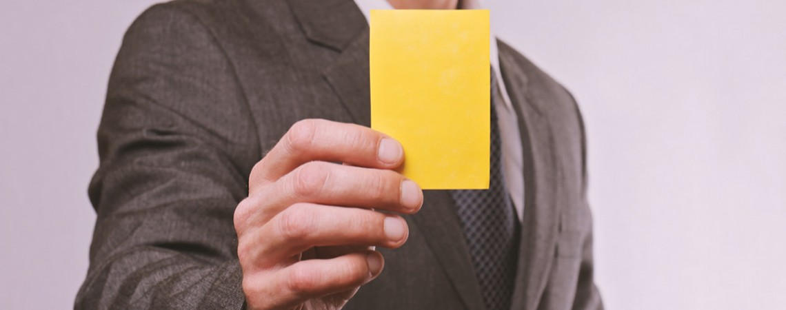 Abmahnung eines Arbeitnehmers: 7 Punkte, die Arbeitgeber wissen sollten
