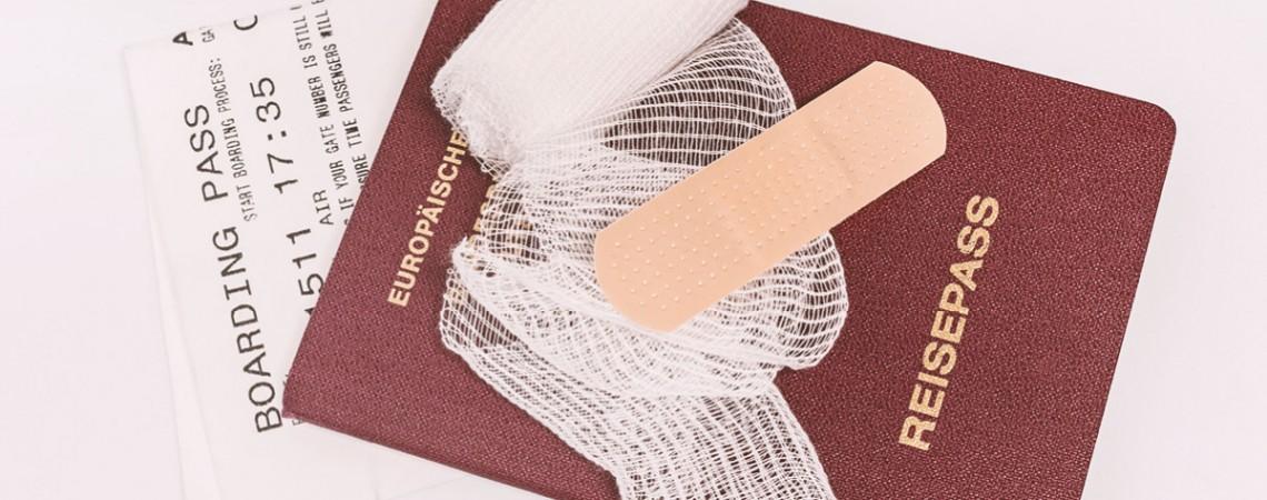 Auslandskrankenschein: Nicht alle Kosten werden übernommen