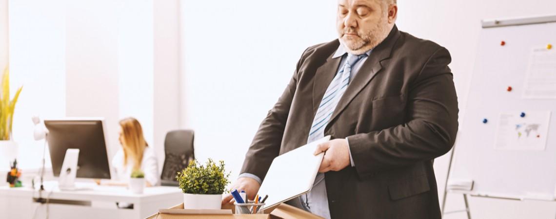 Darf schweres Übergewicht allein den Job kosten?