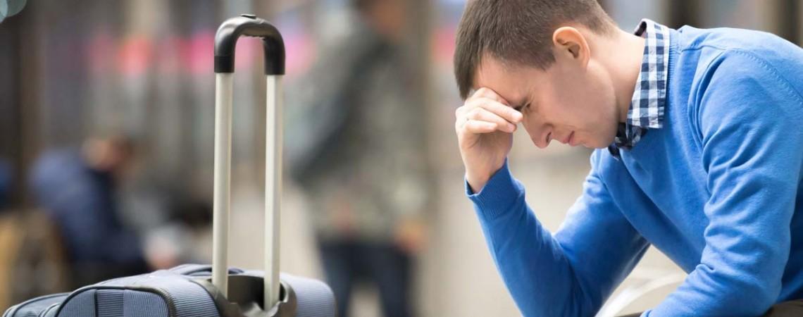 Wo kann man seine Fluggastrechte auf einem Umsteigeflug einklagen?