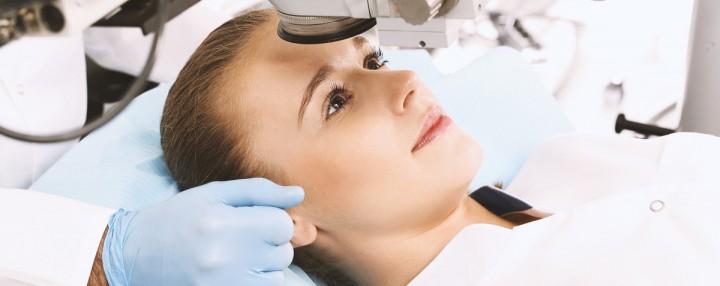 Laser-OP als notwendige Heilbehandlung