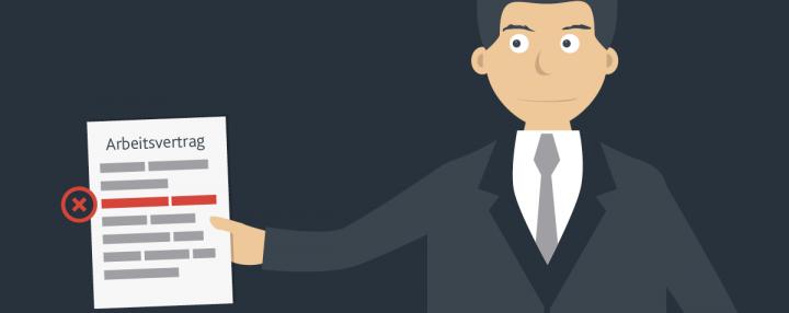 Schützen Sie sich vor unwirksamen Klauseln in Standard-Arbeitsverträgen