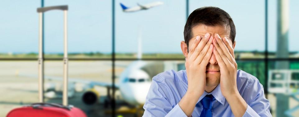 Keine Entschädigung, wenn Sie durch eine Zugverspätung den Flug verpassen